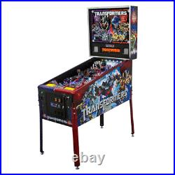 Transformers LE pinball machine by Stern