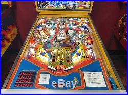 Trending Vintage Classic 1978 ATARI SPACE RIDERS Pinball Machine by GRC Pinball