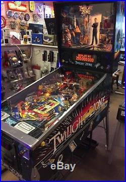 Twilight Zone Pinball Machine Restored by Bally