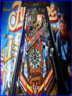 VIRTUAL PINBALL MACHINE w27 led lcd NO SHIPPING PERIOD PICKUP ONLY