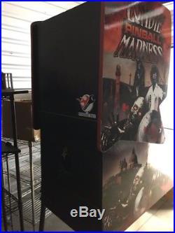 VPCabs. Com Zombie Madness Full-Size Virtual Pinball Machine