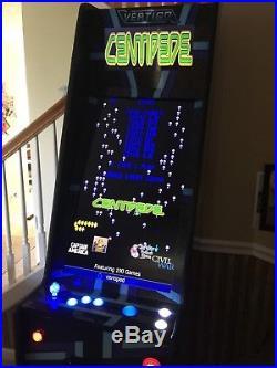 VPCabs Vertigo Virtual Pinball and Arcade Game