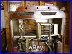 Vintage 1937 Wurlitzer 616-A JukeboxSurvivor78 rpmRecordsWith Lots Extras