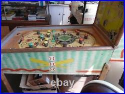Vintage Baseball Exhibit's Shortstop Pinball Machine