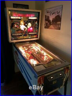 Vintage Champ 1974 Pinball Machine Rare! Pittsburgh Local Pickup