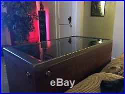 Virtual Pinball Coffee Table