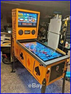 Virtual Pinball Machine 39 playfield