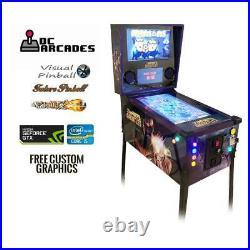 Virtual Pinball Machine Midsize 32