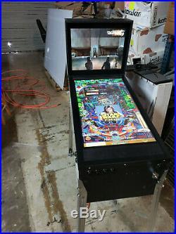 Virtual pinball machine, pinball x front end, old school theme