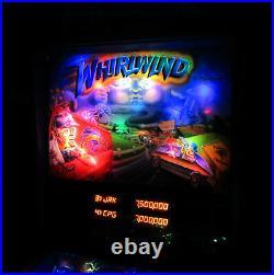 Whirlwind Complete LED Lighting Kit custom SUPER BRIGHT PINBALL LED KIT