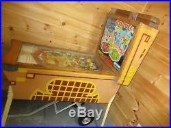 Whoa Nellie Original EM Pinball Machine Project