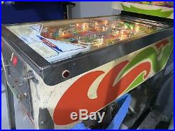 Wild Life Pinball Machine Coin Op Gottlieb 1972 Free Shipping
