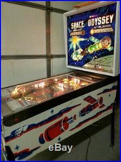 Williams 1976 Space Odyssey pinball machine