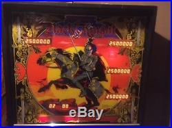 Williams Black Knight Pinball machine 1980 original pinball Nice