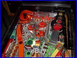 Williams COMET Collector Classic Arcade Pinball Machine