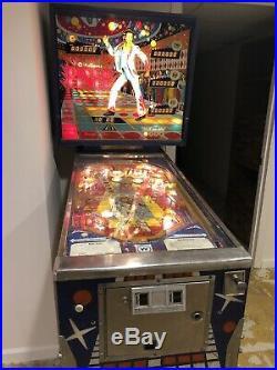 Williams DISCO FEVER Pinball Machine Vintage