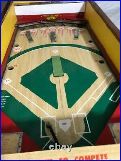 Williams Deluxe Short Stop 1958 Baseball Refurbished Free Shipping