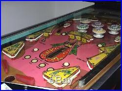 Williams Doodle Bug Pinball Machine