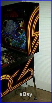 Williams Firepower Pinball machine for sale! Beautiful quality