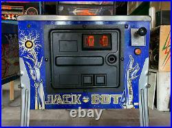 Williams Jackbot Pinball Machine
