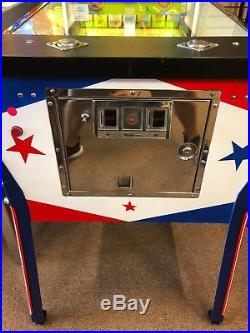 Williams Line Drive Baseball Pinball Machine
