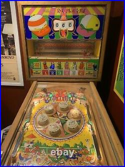 Williams Nags 1960 Pinball Machine Updated Photos REDUCED