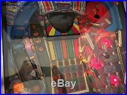 Williams Pinbot Pinball Machine Columbus Ohio Pickup only
