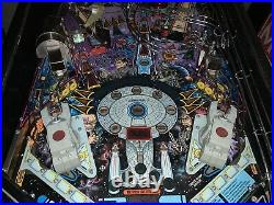 Williams Star Trek The Next Generation Pinball Machine