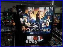 X-Files Pinball Machine by SEGA-FREE SHIPPING